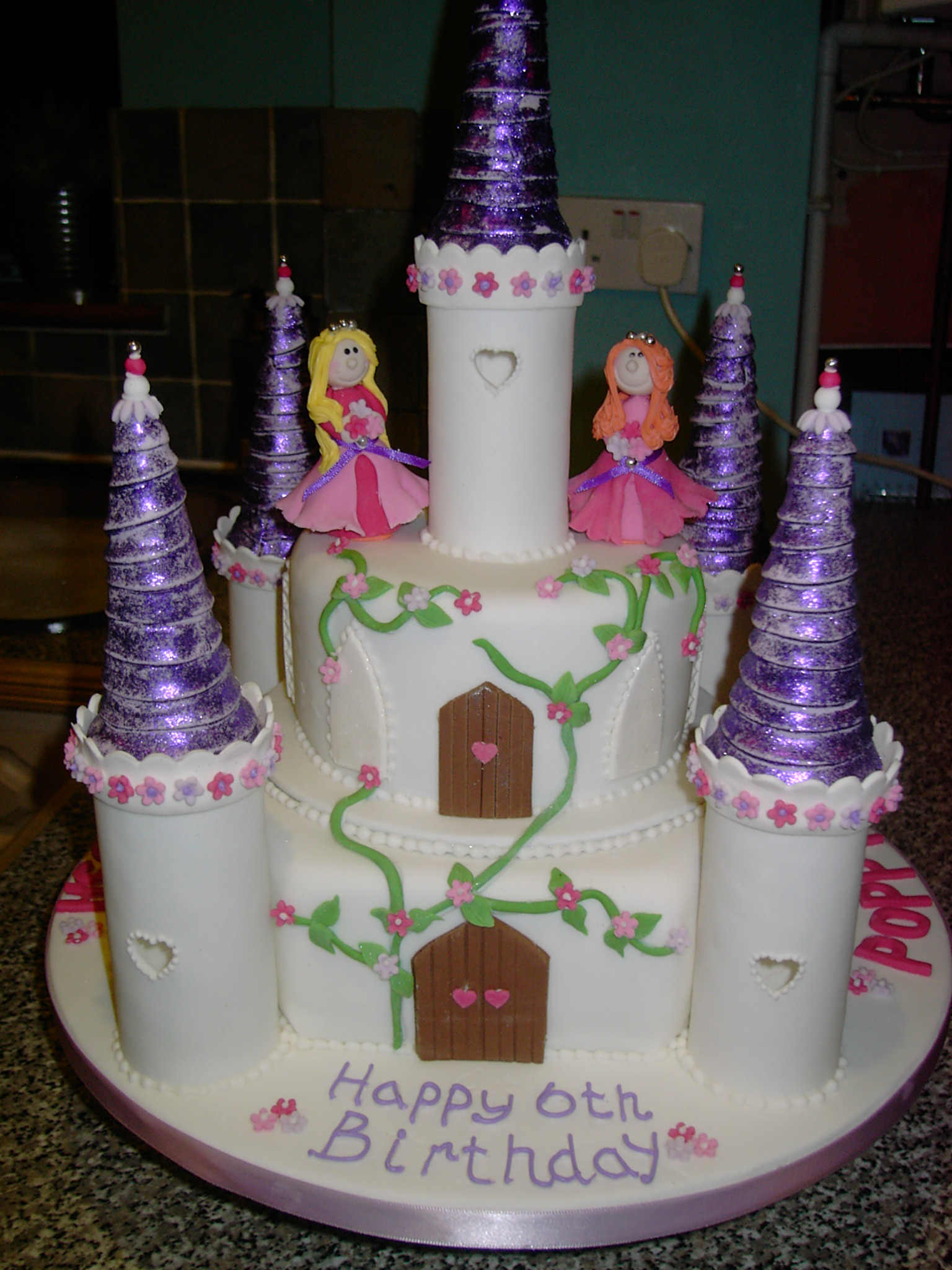 Ough What a Cake 1 Birthdays