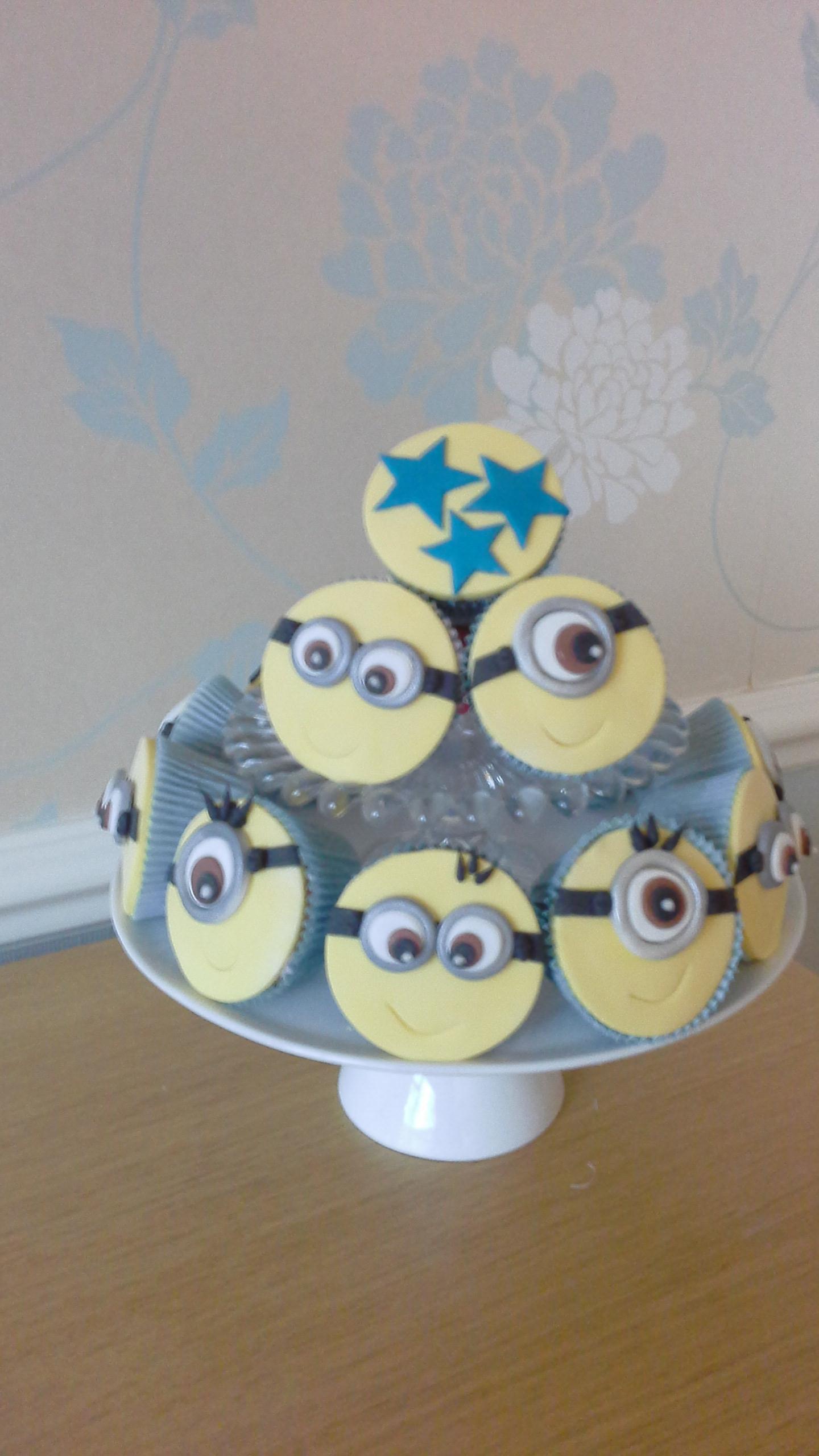 Ough What a Cake 1 Cupcake