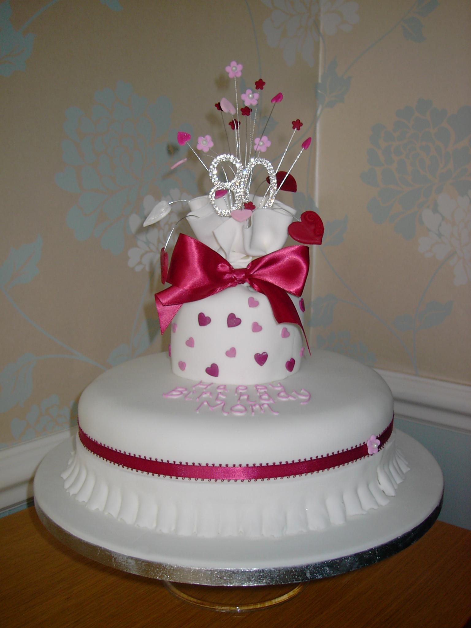 Ough What a Cake 2 Birthdays