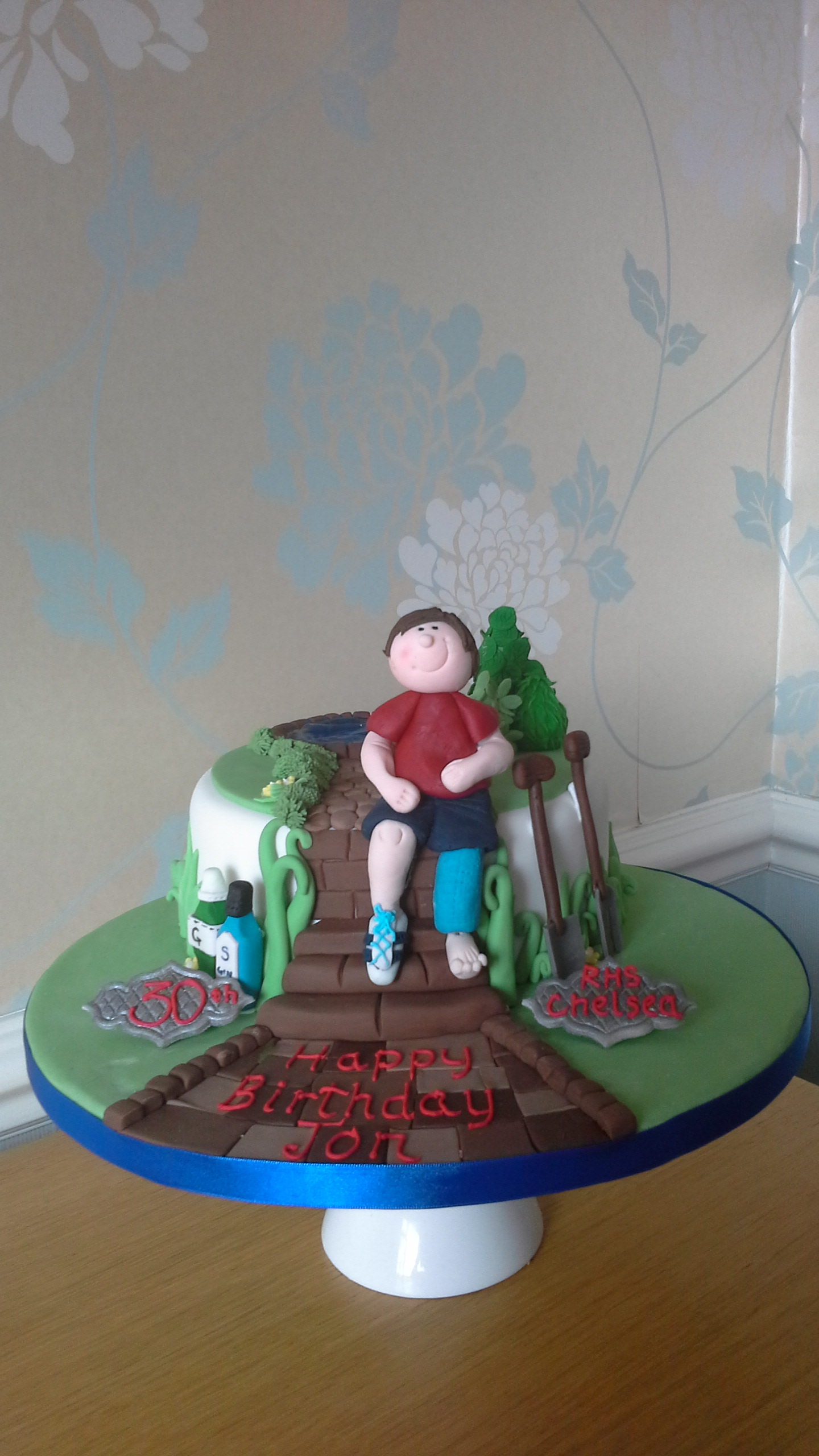 Ough What a Cake 9 General